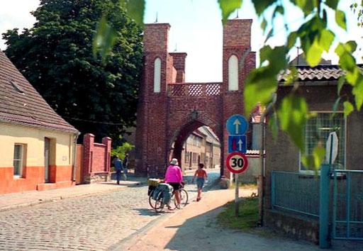 Stadttor in Fürstenberg