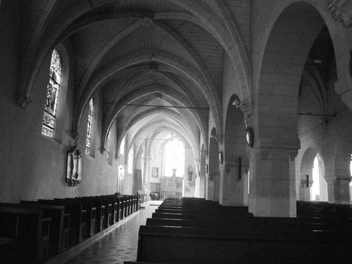 eine der vielen beeindruckenden Kirchenbauten entlang der Strecke
