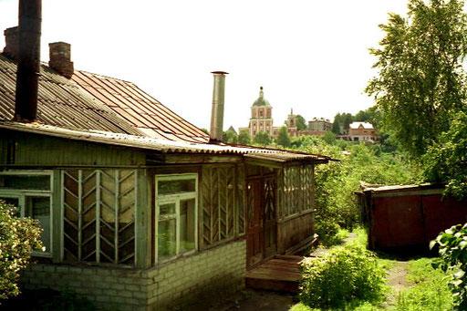 eine herrschaftliche Datscha vor Smolensk