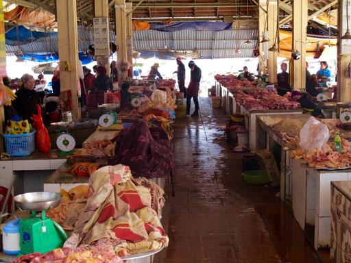 Markthalle von Sa Pa