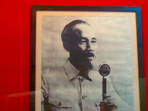 Ho Chi Minh wird in Vietnam wie ein Heiliger verehrt