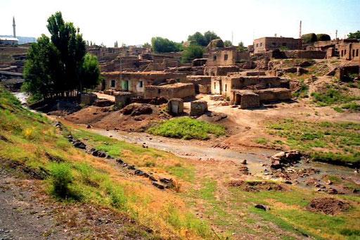ein Kurden-Dorf bei Agri