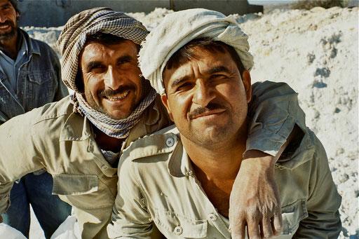 zwei unverbrüchliche Brüder - Achmed und Irnak