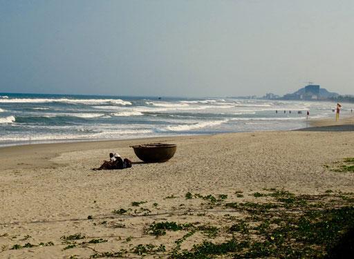 ein Küstenbild wie in der Bretagne - Frankreich