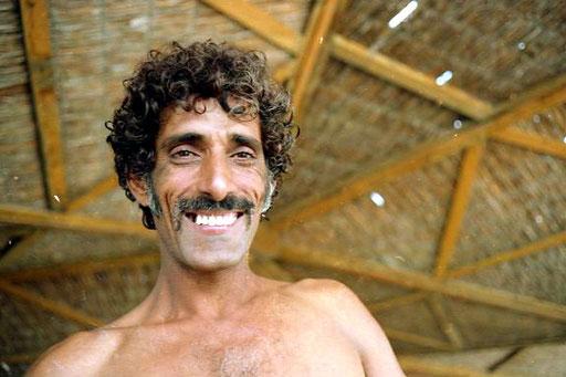 Elias, der jemenitische Jude mit dem Aussehen, wie vor 2000 Jahren