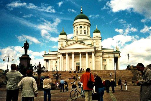 Katharinen-Kirche in Helsinki