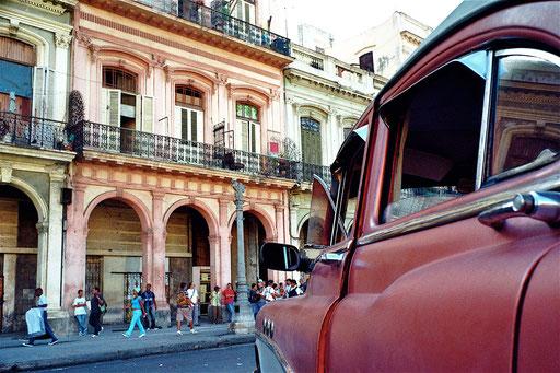 Havanna - im Zentrum