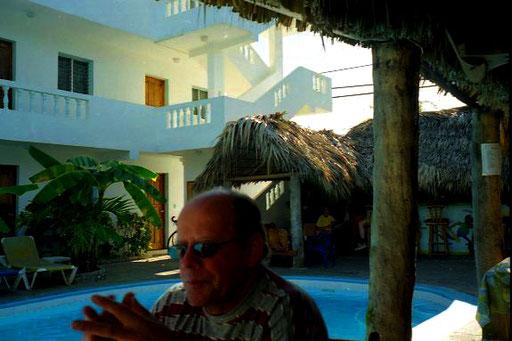 das Hotel war luxeriös und ansprechend