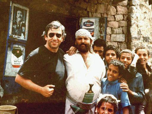 Ali und seine vielen Kindern und deren Freunden