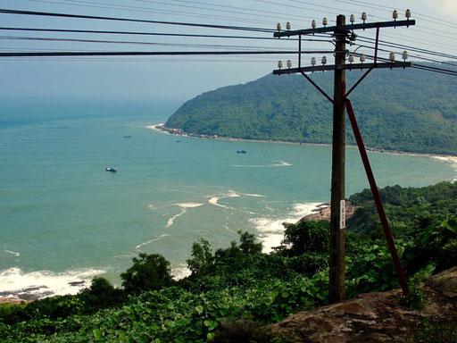 die letzte grosse Bucht vor Da Nang