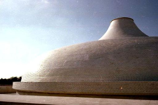 eine bemerkenswerte Architektur mit einer ganz tollen Geschicht