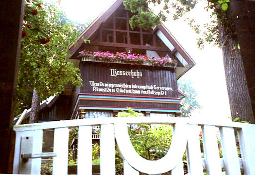 ein charmantes Ferienhaus bei Binz