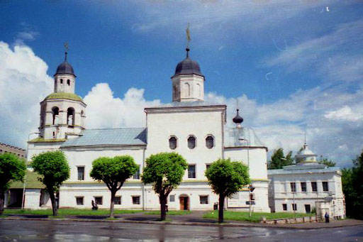 Kloster st. Michael in Jarzewo