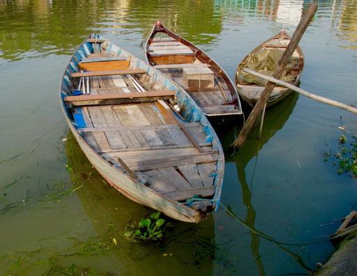 ein Boot-Bild, das meiner Schwester Heidi in Miami sicher gut gefallen wird