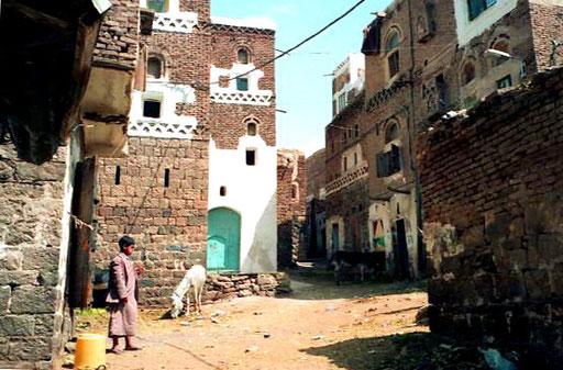 Sanaa von einem schleichenden Verfall bedroht