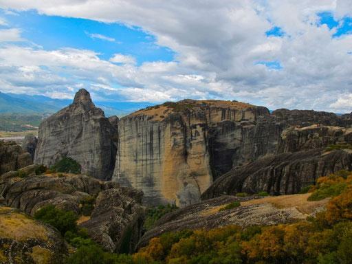 ein Landschafts-Panorama mit einzigartiger Ausstrahlung