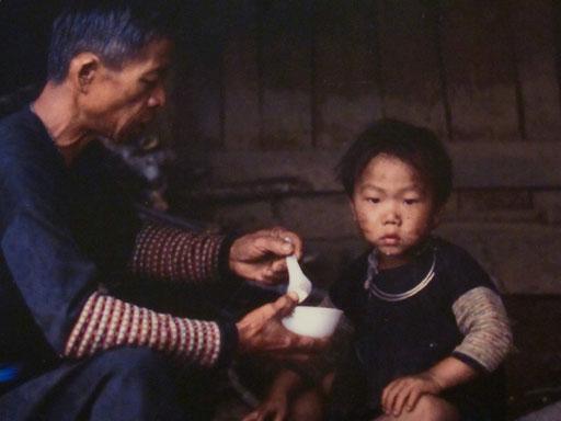 familiäre Fürsorge bei den Vietnamesen hat einen hohen Rang