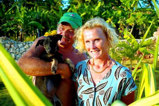 Hunde waren die grosse Leidenschaft von Peter und Christa