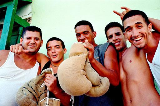 Box-Sportclub von Trinidado
