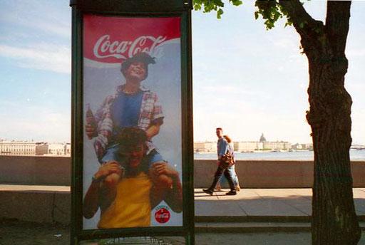 ein neues, moderneres Lebensgefühl suggerierte die Werbung