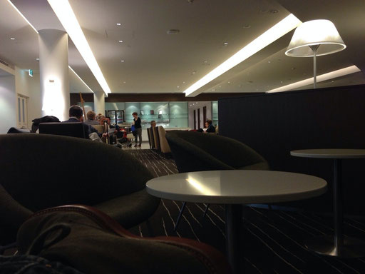 Just another airline lounge