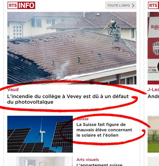 Tobias Willa; Basel; Illustration; News; RTS; Solaire; Energie; Photovoltaik: Photovoltaïque; Suisse; Actualité; Collage; Montage