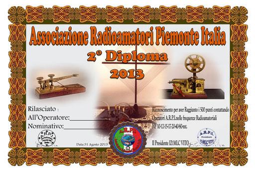Diploma 2013