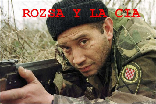 ROZSA AGENTE MERCENARIO DE LA CIA