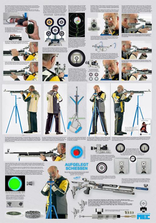 Luftgewehr AUFLAGE mit Peter Eckhardt