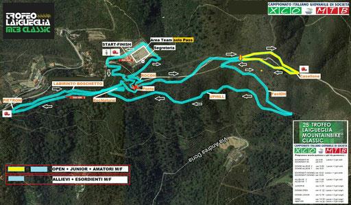 25* TROFEO LAIGUEGLIA Mountainbike Classic