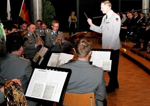 Wehrbereichsmusikkorps III aus Erfurt