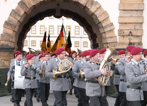 Panzergrenadierbrigade 37 Schloss Friedensstein, Gotha