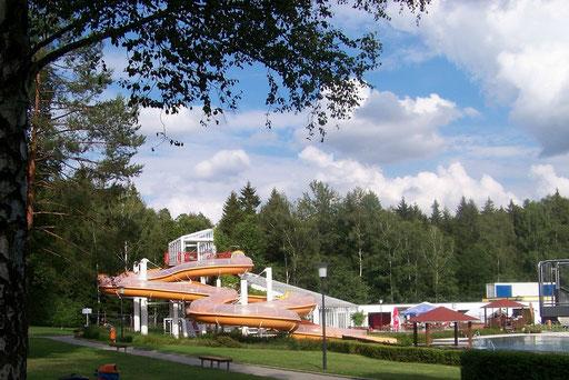Bild: Teichler Seeligstadt Sachsen Masseneibad
