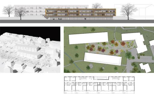 Jurybericht Projektwettbewerb Lutertalpark, Bolligen