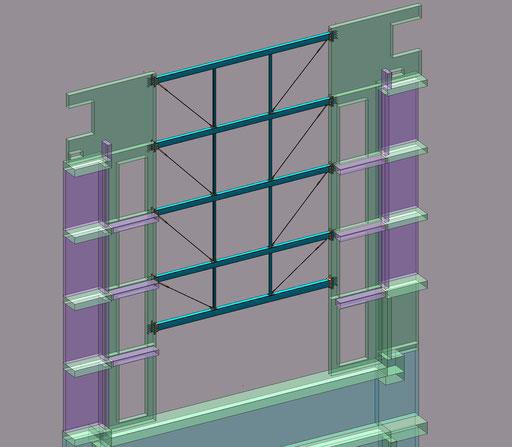 Import Stahlkonstruktion vom Stahlbauer - openBIM in Action