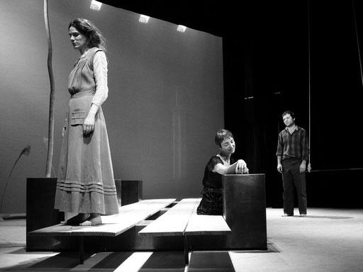 L'Échange - tryptique DU COMMERCE AMOUREUX AU NÉGOCE DU DÉSIR - Théâtre de la Rampe