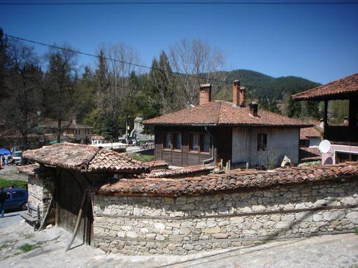 Старинный город г. Копривщица в 100 км. от Софии