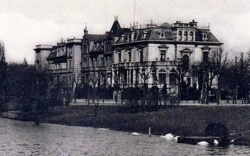Bellevue, 1905