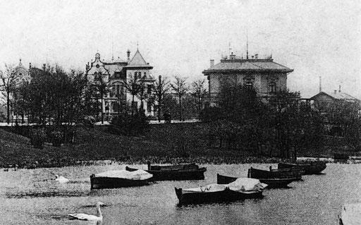Bellevue  um 1904