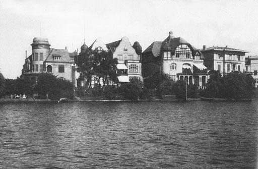 Die Bellevue vor dem Zweiten Weltkrieg