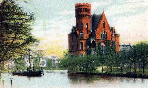 Die Wentzelburg ab 1882