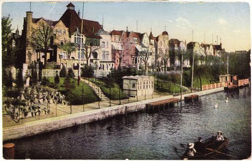 Bellevue um 1905