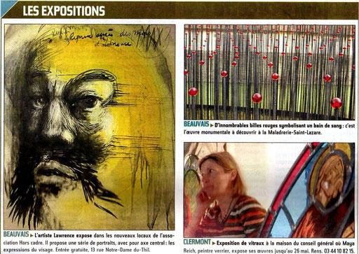 Le Courrier Picard 10 mai 2012