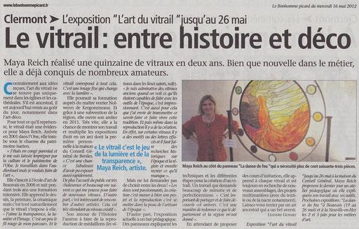 Le Bonhomme Picard 16 mai 2012