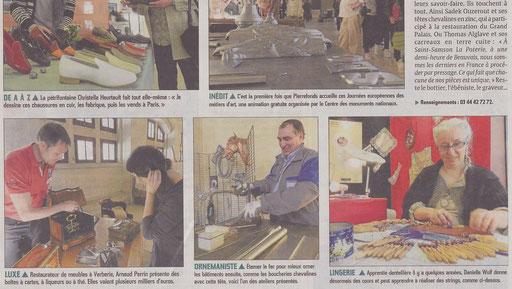Le Courrier Picard 31 mars 2012