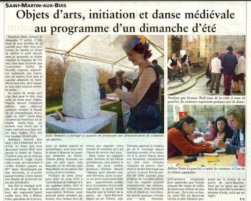 Oise Hebdo 4 juillet 2012