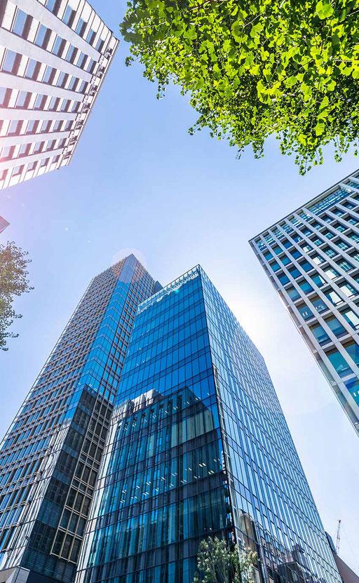 不動産鑑定評価実績:高層ビル