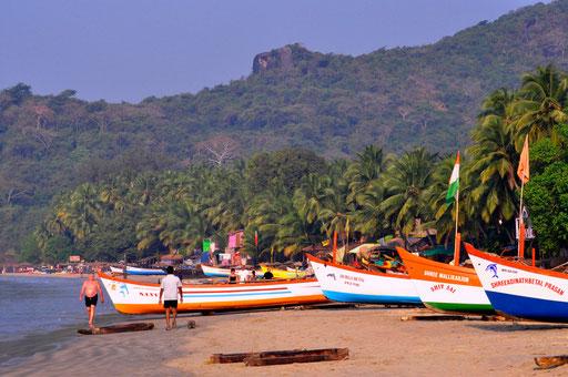 Goa, Indien 2012, Ashwem-Morgim