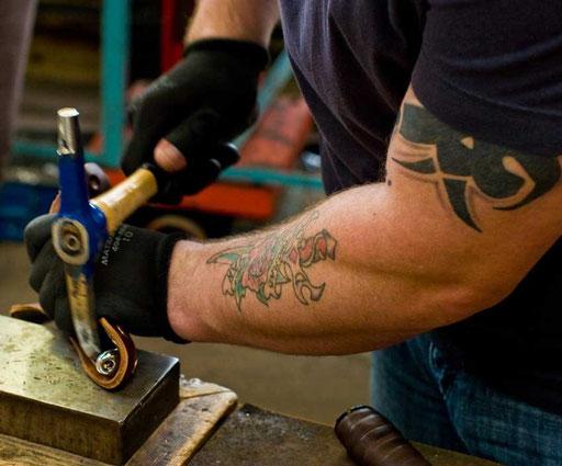 das Tattoo
