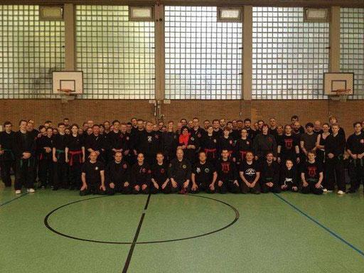 60 Teilnehmer fanden den Weg nach Duisburg